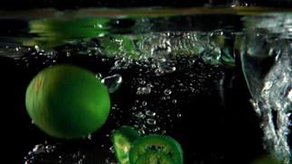 On The Rocks - Spicy Pineapple Margarita