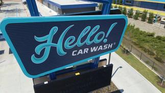 Hello! Car Wash Promo