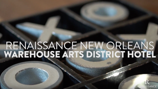 Renaissance Arts Hotel - New Orleans