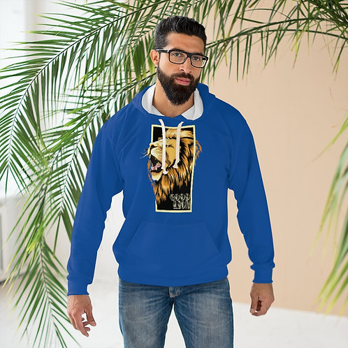 Blue Premium Warrior Pull Over (unisex)