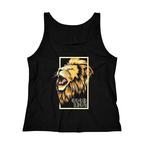 Good Lion Relaxed Jersey Tank Top