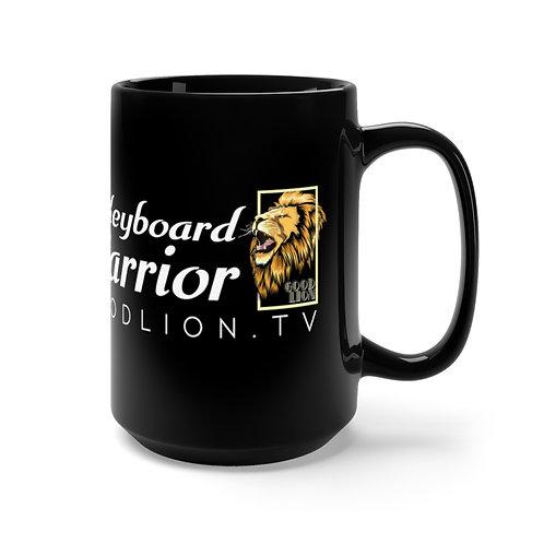 Keyboard Warrior Mug 15oz