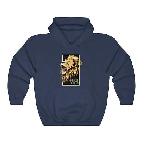Hood Lion Film Hoody