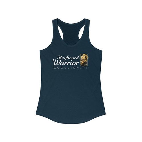 Women's Tank - Keyboard Warrior