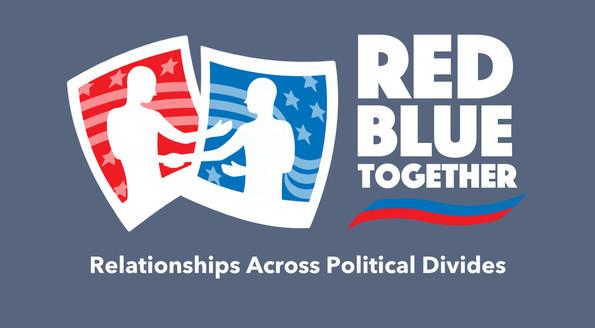 Red Blue Together