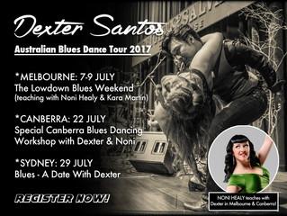AUSTRALIA TOUR 2017