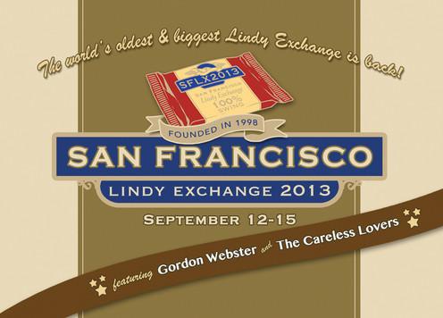 San Francisco Lindy Exchange 2013