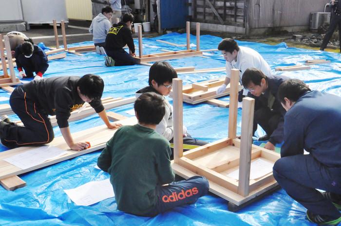 Workshop|大正ロマンの館 テーブルづくりワークショップ