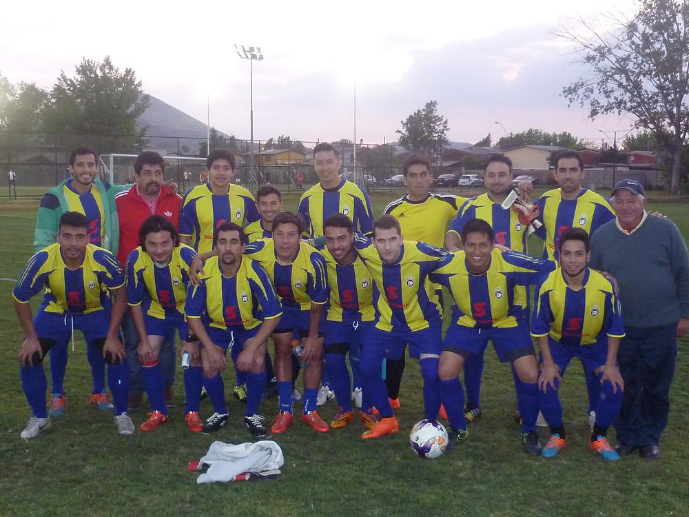 Los Cracks de la Selección Júnior previo al partido contra Liga Internacional