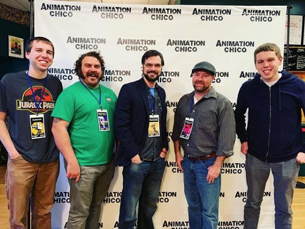 Animators Assemble!
