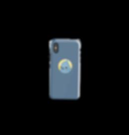When Comes the Rain - Fat Bird phone case