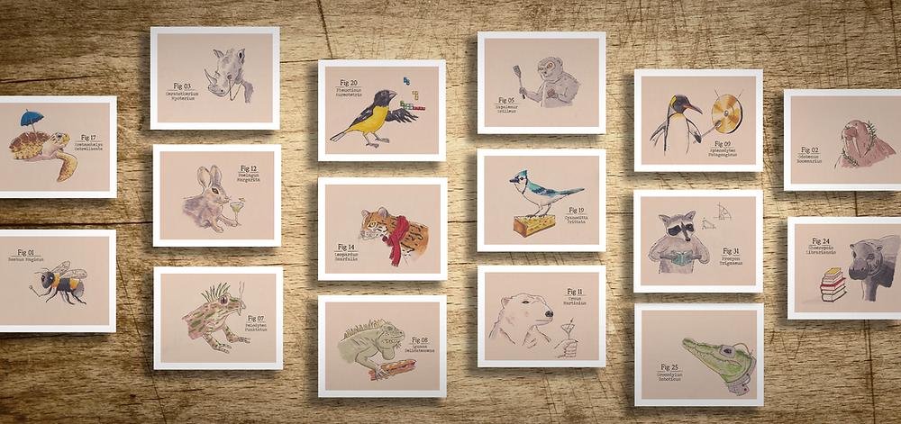 Sermonibus Animalis Illustrations
