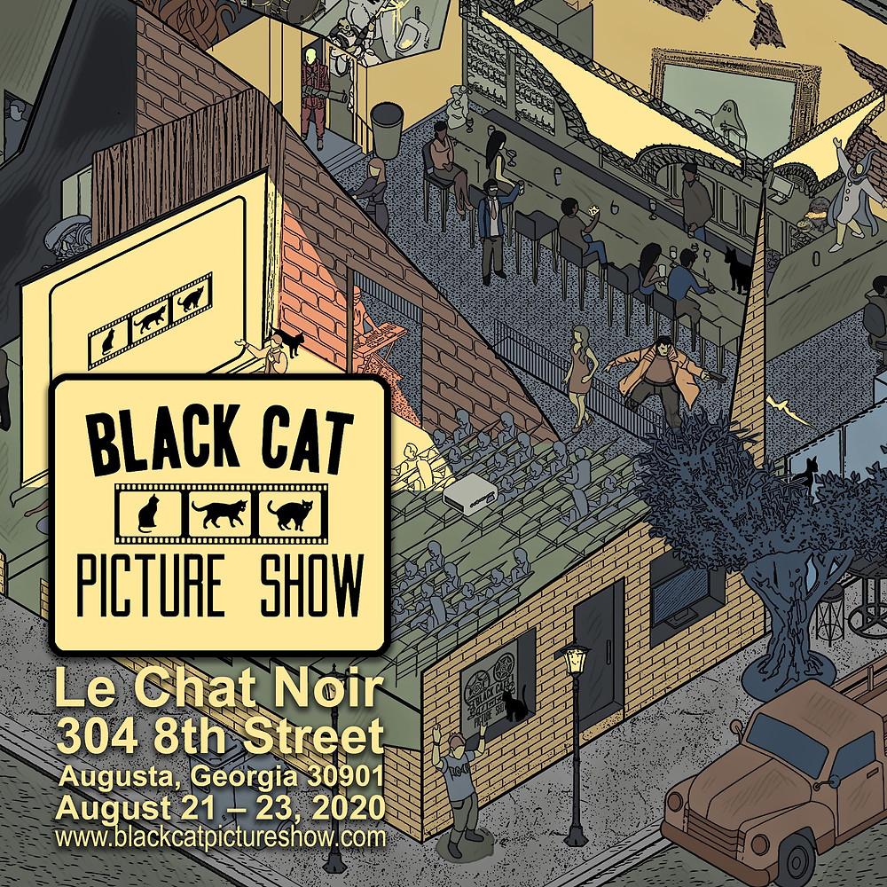Black Cat Picture Show Film Festival 2020