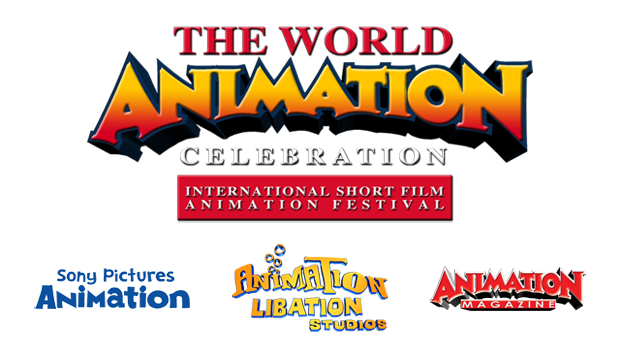 When the word Animation appears five times in the logo and partner list, you know it will be great!