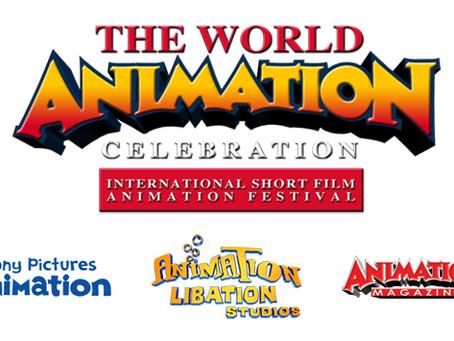 The World Animation Celebration, and Oscar Animation Anticipation