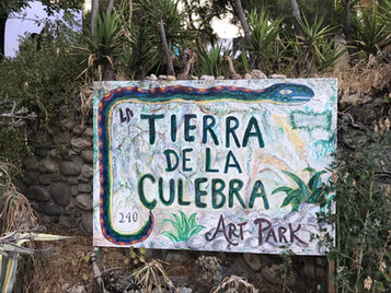 Tierra de la Culebra!