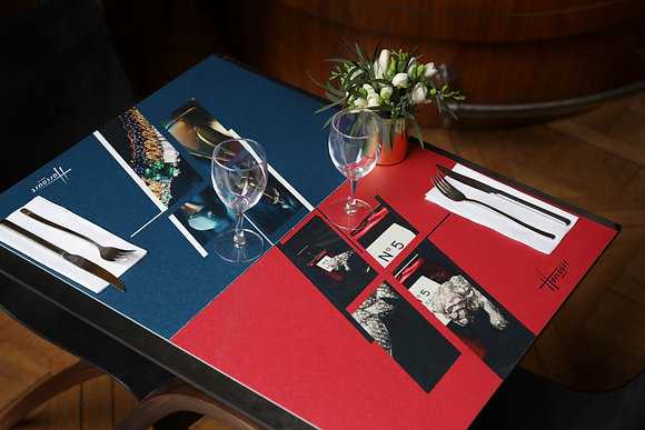 Sets de table Studio Harcourt