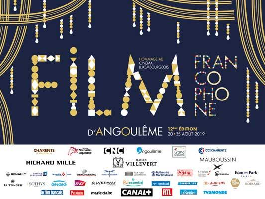 Affiche Festival du Film d'Angoulême