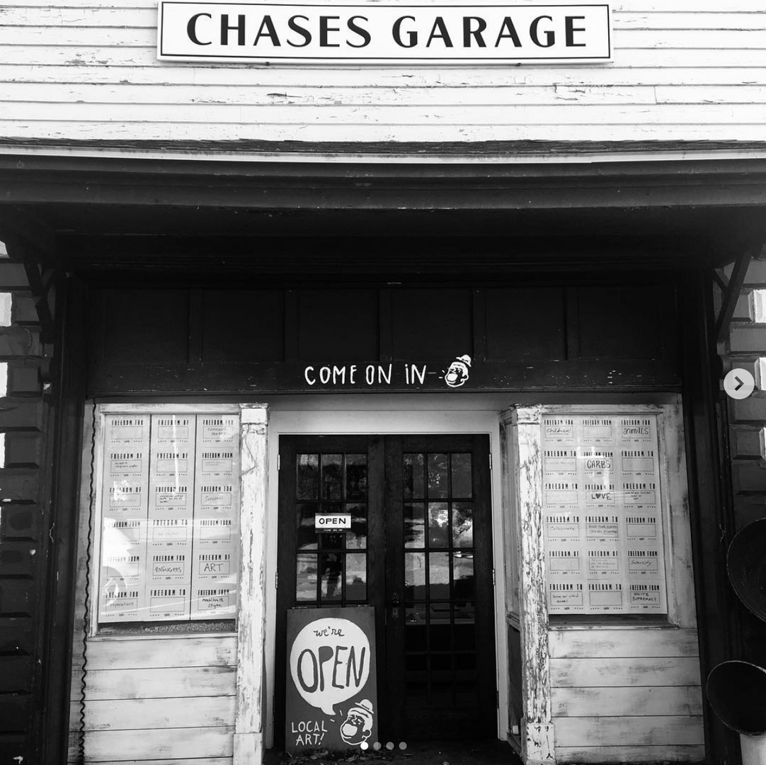 RANSOMchasesgarage