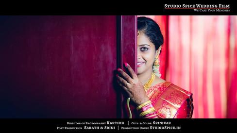 Lovena + Ramkumar Betrothal @ Chennai by www studiospice in