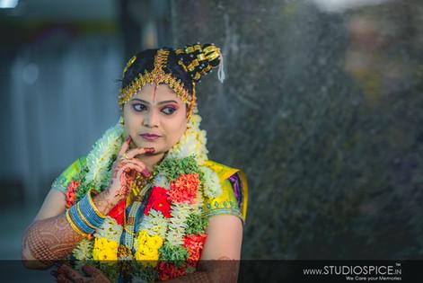 Iyengar  Wedding Photography Vivek + Nandhini