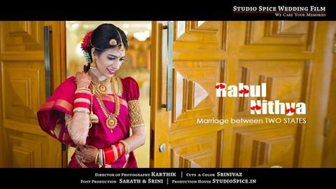 Fairytale Dream Wedding | Brahmin Wedding |  Chennai  { RAHUL + NITHYA }