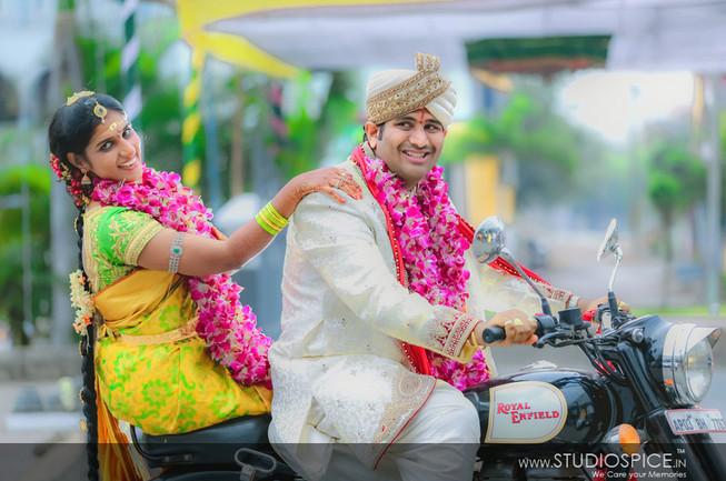 Telugu Wedding in Tirupathi Chandu + Swetha