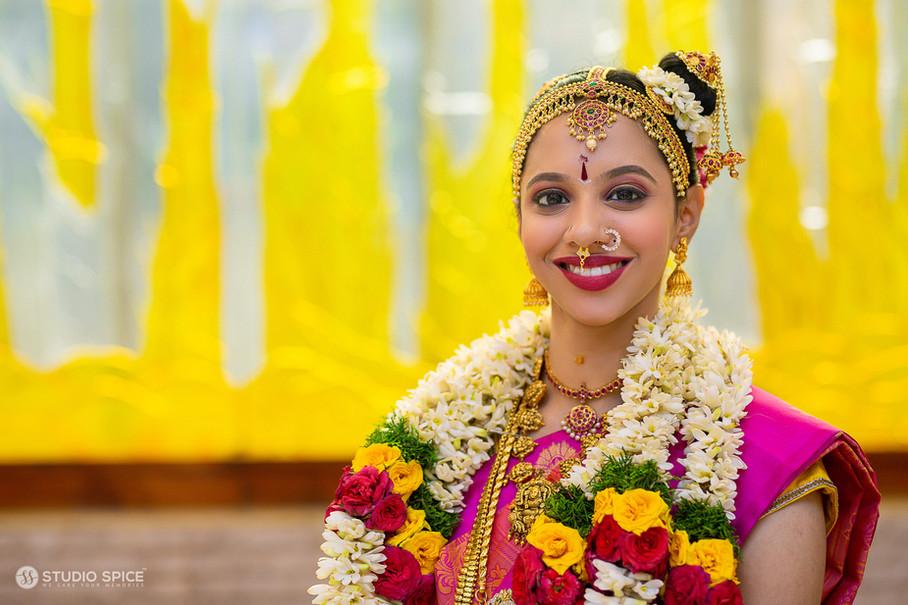 Best Brahmin Wedding in chennai  Sriprasanna + Vishnupriya