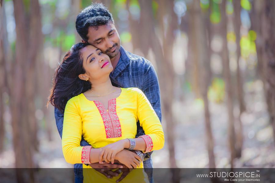 Pre Wedding Shoot | Ooty Praveen + Naveena