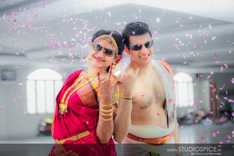 Chennai Brahmin Wedding Photography  Sangeetha + Narayanan