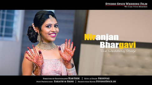 Mysore Grand Wedding Film Niranjan + Bhargavi | STUDIO SPICE™
