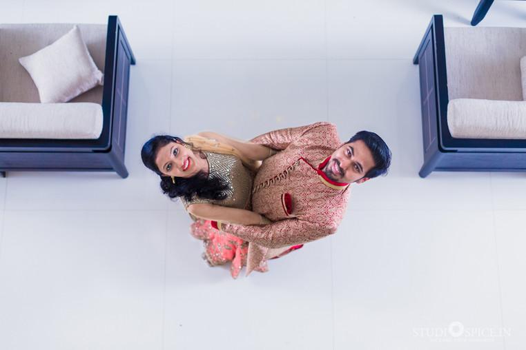 South indian Grand Sangeet Vidya + Sasi Kumar