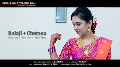 Balaji + Chetana South Indian Kannada Brahmin Wedding | Mysore [ HD ]
