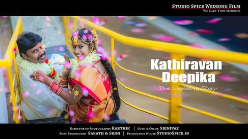 Fairytale Dream Wedding @ Mannargudi | KATHIRAVAN & DEEPIKA