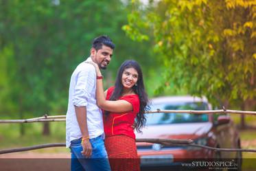 Best Post Wedding Photography India Jayaprakash + Hamsini