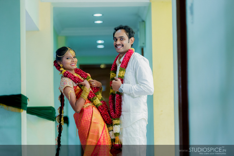 South Indian Wedding in Vellore Krithika + Jeeva