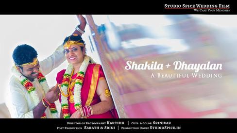 A Beautiful Wedding at Kanchipuram Dayalan & Shakila