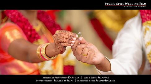 A Beautiful Engagement Ceremony | VAISHALI & MANIKANDAN