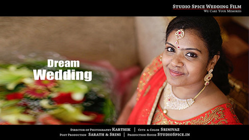 A Beautiful South Indian Wedding at Chennai, Tamilnadu | Karthik + Sindhu