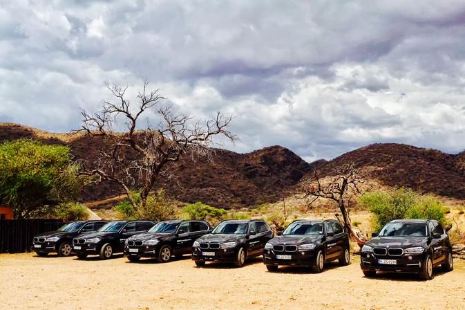 BMW Multiday Tours Namibia