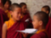 TEACH ENGLISH TO MONKS IN NEPAL