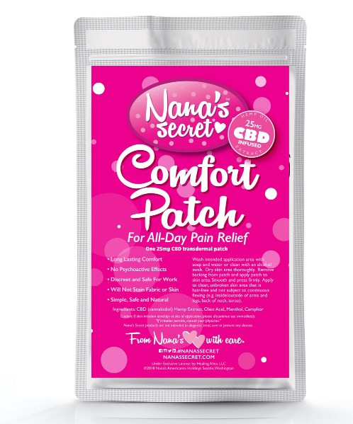 Comfort Patch