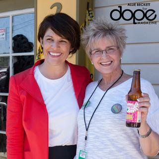 Jenny 502 Author & Nana