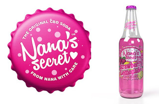 Nana's Secret Strawberry Lemonade