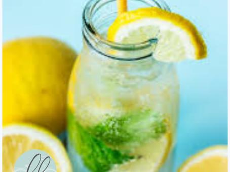 Infusión de fruta deshidratada