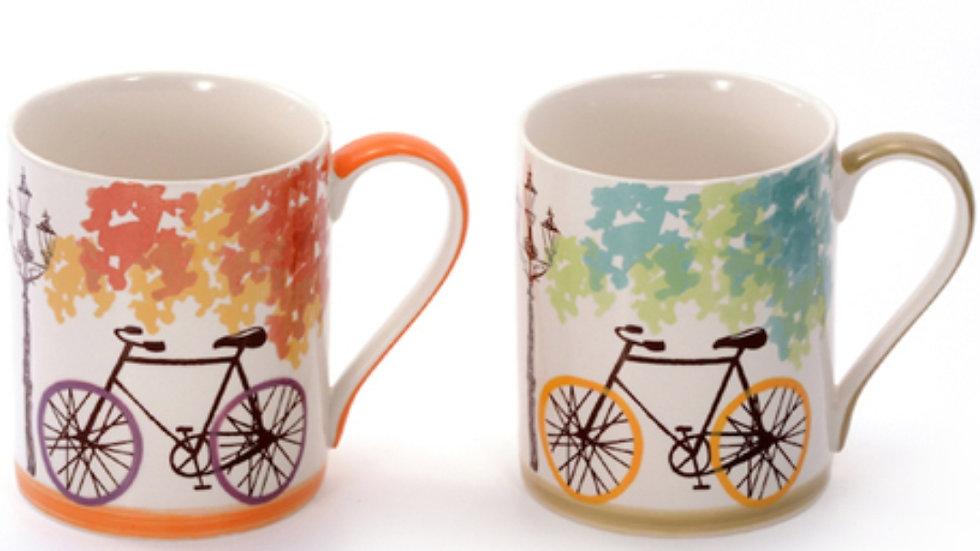 Taza  Bicicleta.