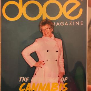 Nana Dope Magazine Cover