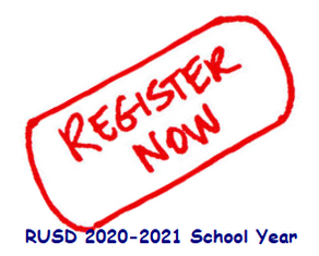 2020-2021 Registration/2020-2021 Registracion