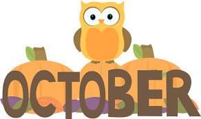 October Newsletter/boletín de octubre