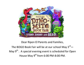 Ripon El Book Fair